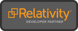 Relativity Application Developer Partners Badge