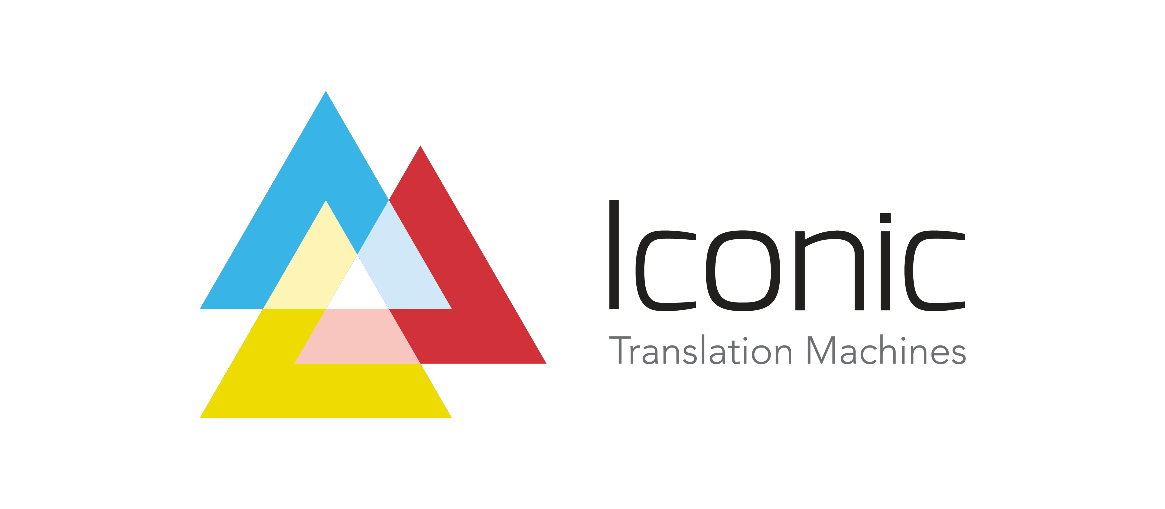 Iconic Translation Machines