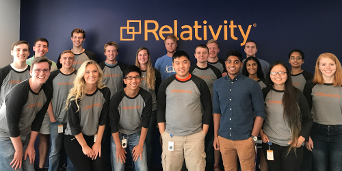 Relativity Interns Group