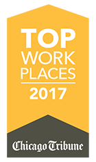 Chicago Tribune Top Workplaces 2017