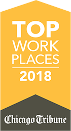 Chicago Tribune Top Places to Work 2018