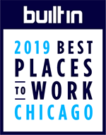Built in Chicago: Best Places to Work 2019