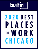 Built in Chicago: Best Places to Work 2020
