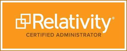 e-Discovery Certifications | Relativity