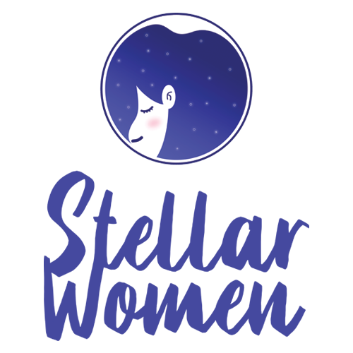 Stellar Women Podcast logo