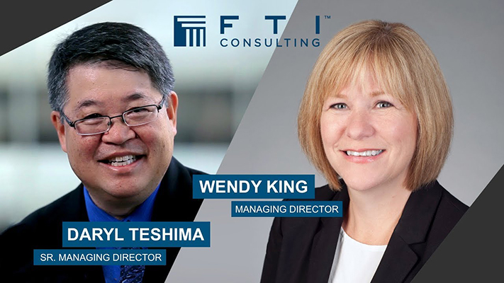 FTI Consulting | Customers