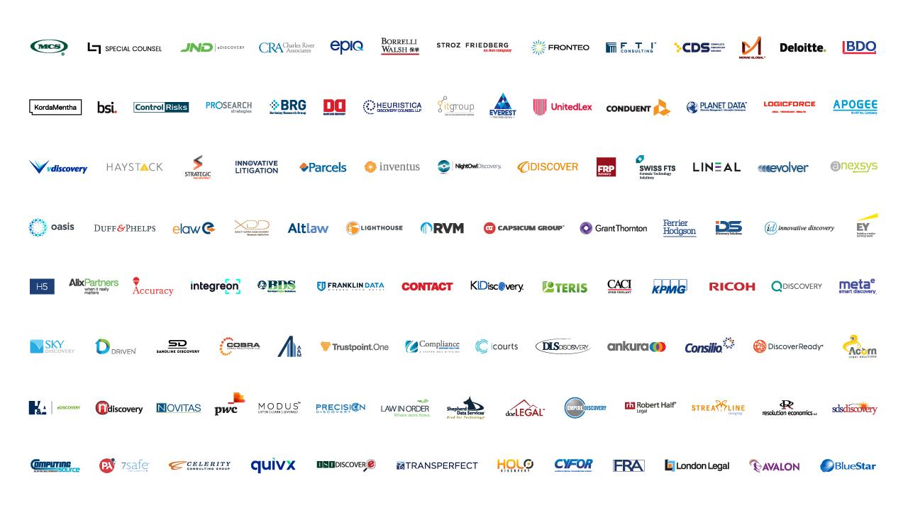 Partners   e-Discovery Vendors   Relativity